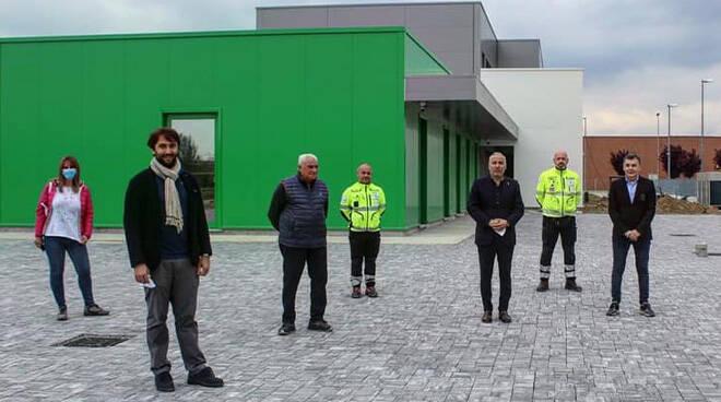 Alla Croce Verde di Nizza Monferrato visita del Vicepresidente Carosso