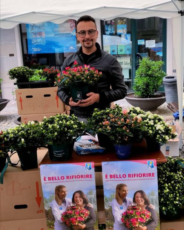 Andrea Mattana azalee airc