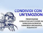 Asti, Si presentano le attività per l'estate di Ippocampo Sub