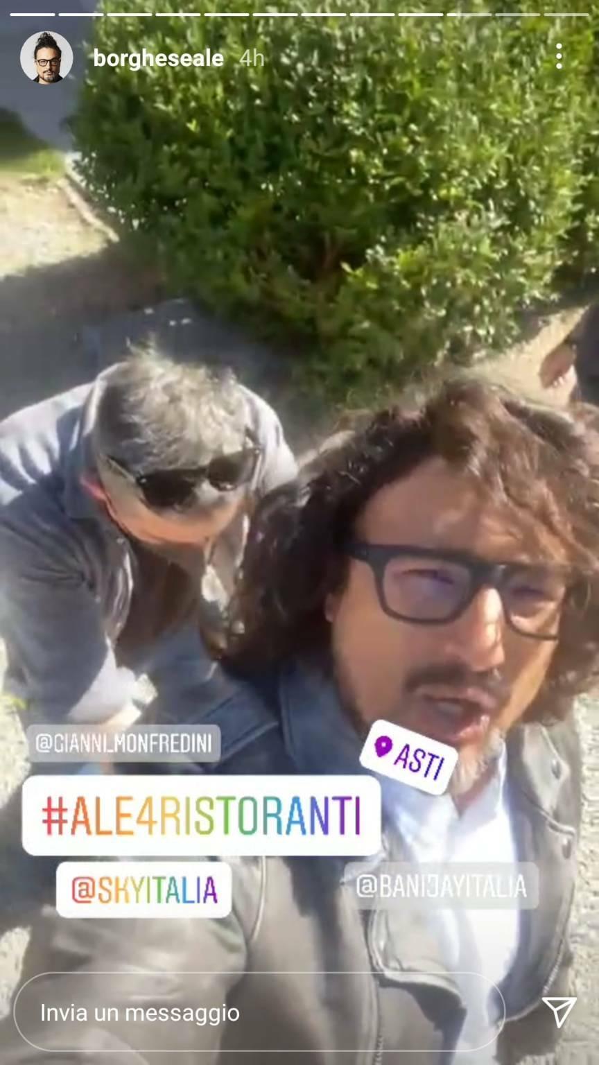 borghese instagram astigiano
