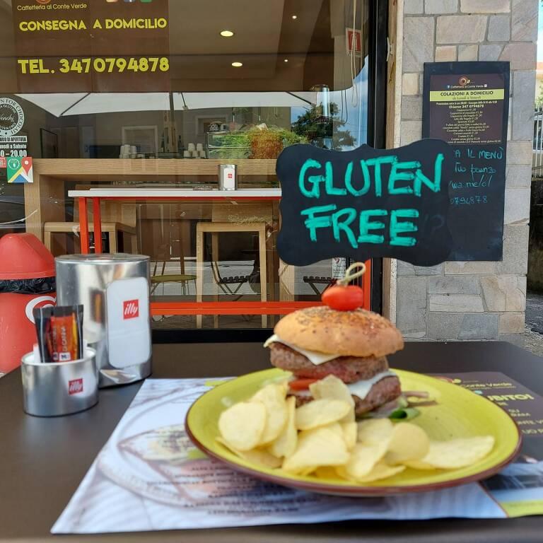 caffetteria al conte verde gluten free