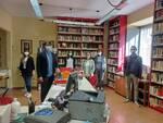 Nizza: annullata l'edizione 2021 della Corsa delle Botti, in Biblioteca due ragazzi del servizio civile
