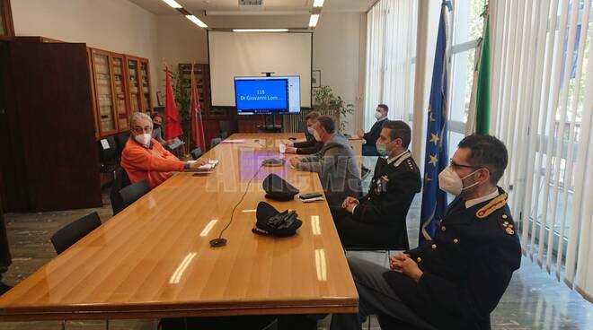 Conferenza stampa Prefettura Asti