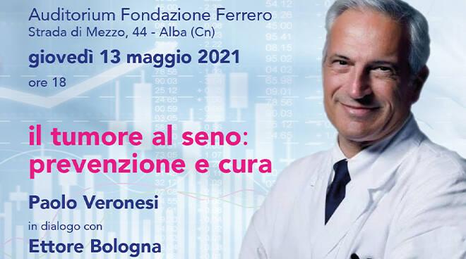 Fondazione Ferrero ospita Paolo Veronesi