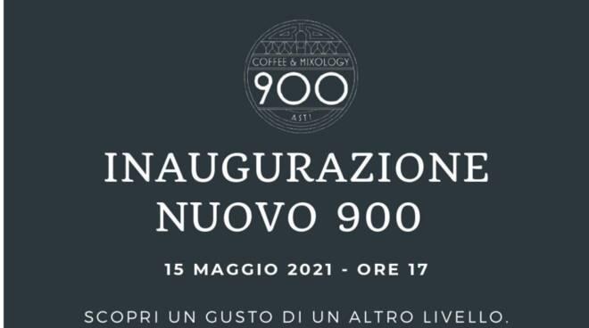 900 bar asti inaugurazione