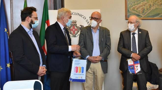Giuseppe Musso Distretto Rotary 2032