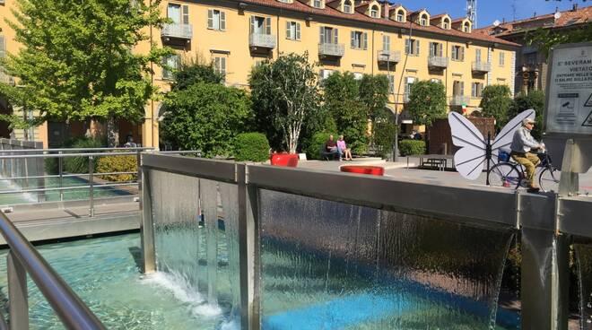 fontana piazza ferrero