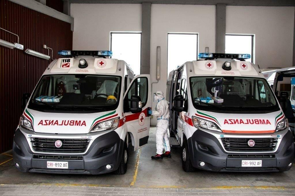 I volontari della Croce Rossa di Asti sono #INARRESTABILI!