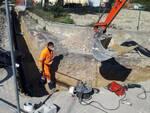 lavori acquedotto castiglione tinella