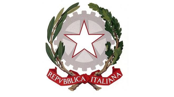 logo repubblica italiana emblema