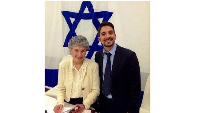 paride candelaresi antisemitismo