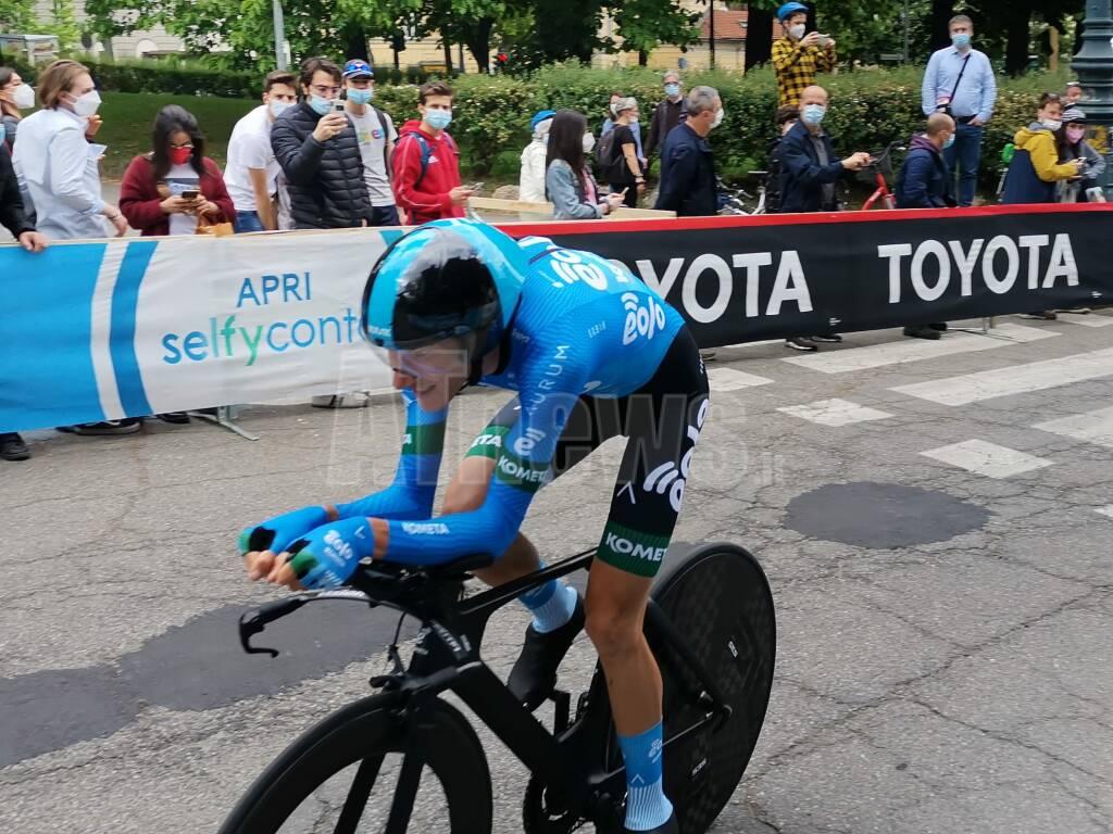 Partenza Giro d'italia 2021 Torino
