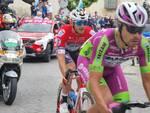 Passaggio Giro d'Italia a Montechiaro d'Asti