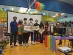 Premiazione progetti vincitori concorso artistico Nuovo Mollificio Astigiano
