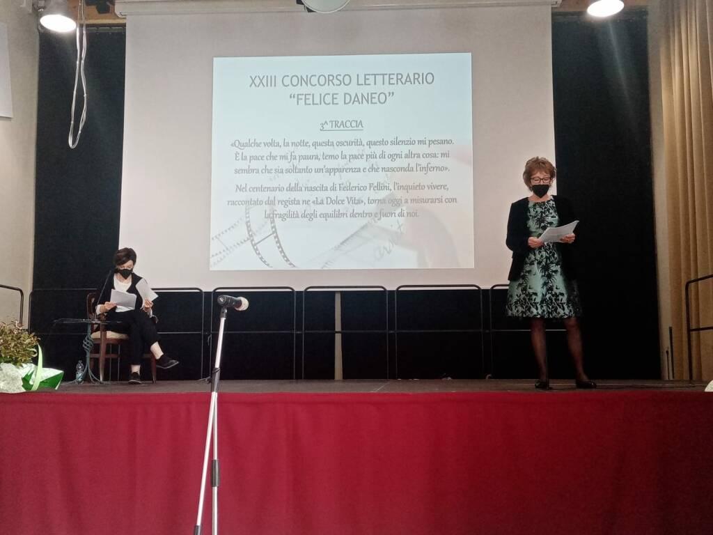 premiazioni daneo e campassi san damiano 2021