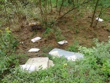 rifiuti riserva Valleandona Asti