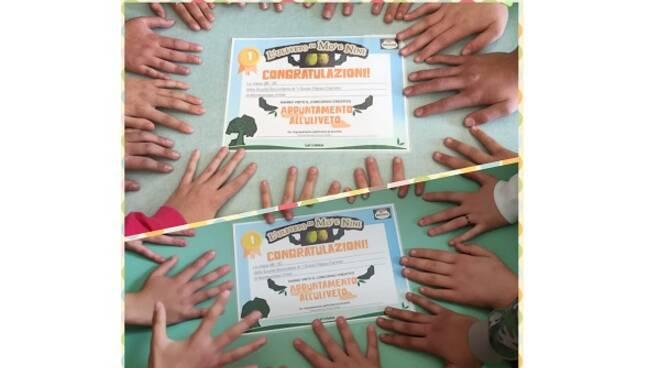 scuola media montegrosso concorso educazione alimentare