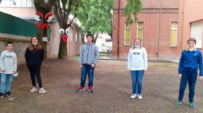 studenti parini finalisti giochi matematica