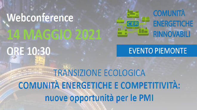 TRANSIZIONE ECOLOGICA COMUNITÀ ENERGETICHE E COMPETITIVITÀ