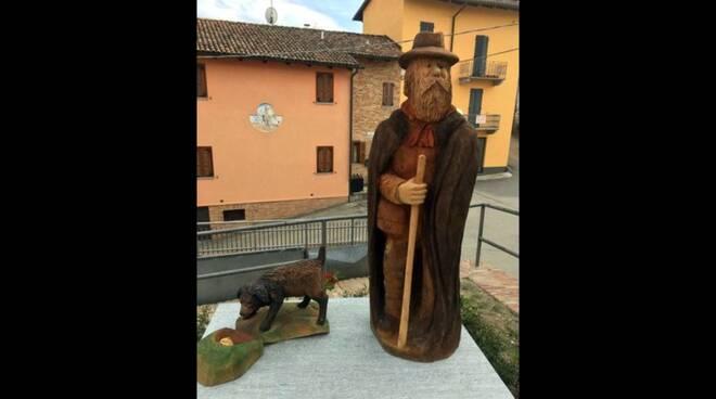 Trifolau scultura montechiaro