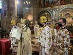 Siglato a Crea il gemellaggio con Klokociov in Slovacchia Orientale al termine della Divina Liturgia