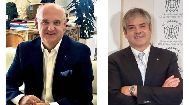 Carlo Demartini e Andrea Amalberto