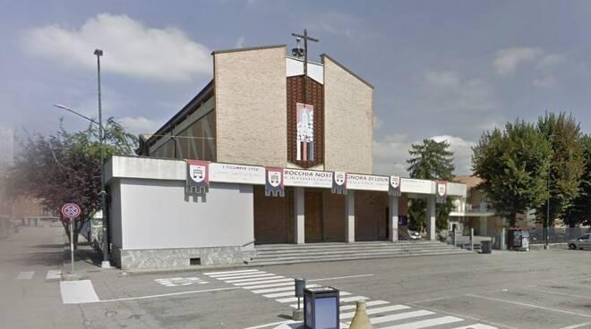 chiesa nostra signora di lourdes asti torretta scuola popolare