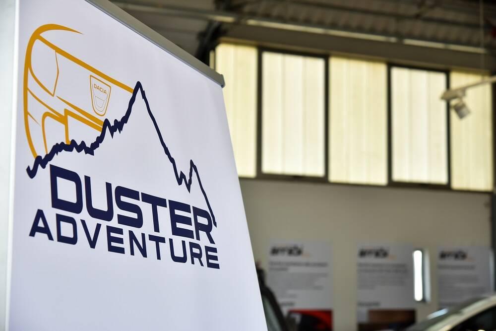 Dacia Duster Adventure edizione zero ad Asti foto Massimo Lazzarino