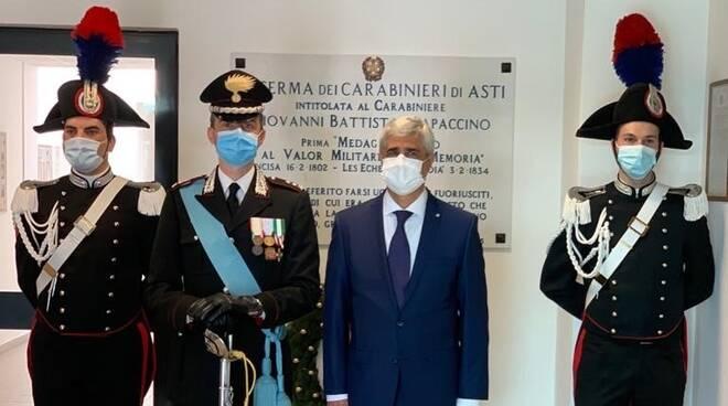 festa carabinieri 2021