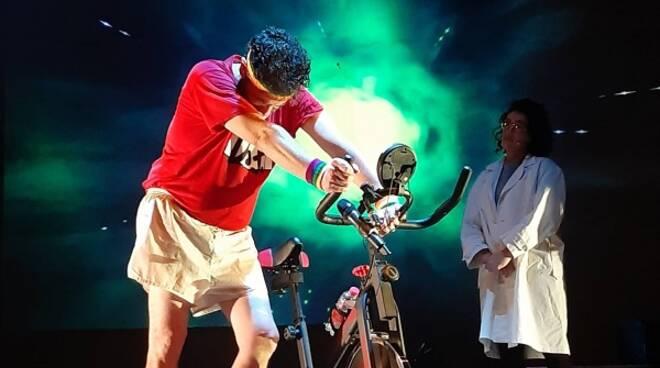 festival teatrale pedalando