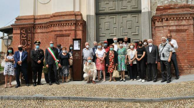 don Bruno sagrato Museo Arte Sacra Costigliole d'Asti