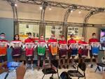 Giro del Volontariato Torino-Solferino 2021 alba