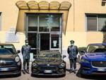 guardia di finanza asti auto sequestrate