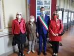 inaugurazione mostra le madri della costituzione san damiano