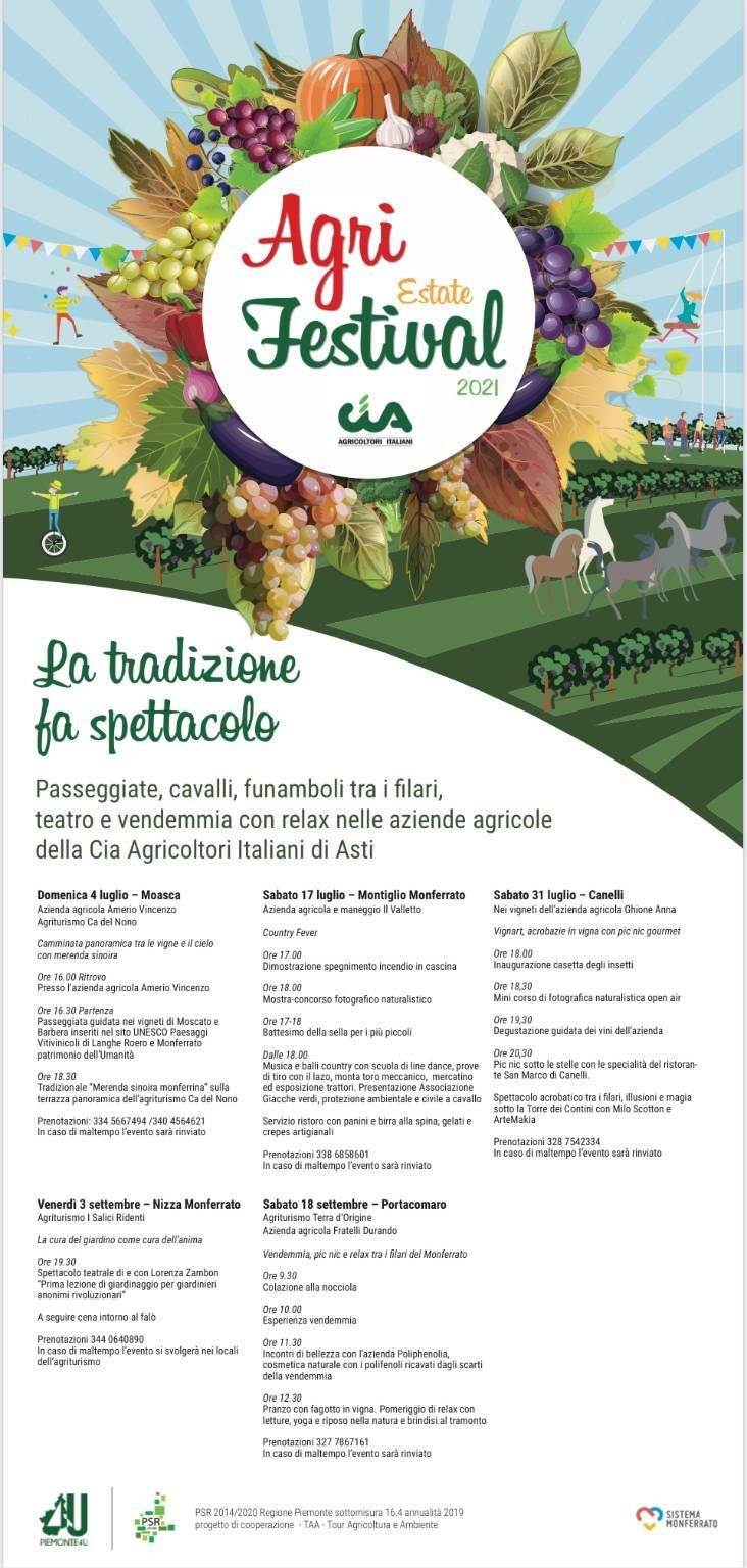 locandina agrifestival 2021