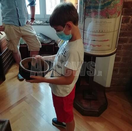 museo magmax bambino elmo