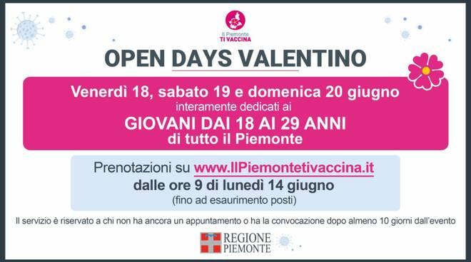 open day valentino