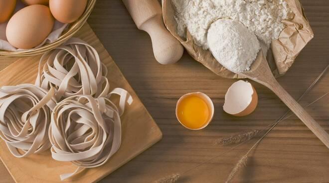 pasta gastronomia Foto di Oldmermaid da Pixabay