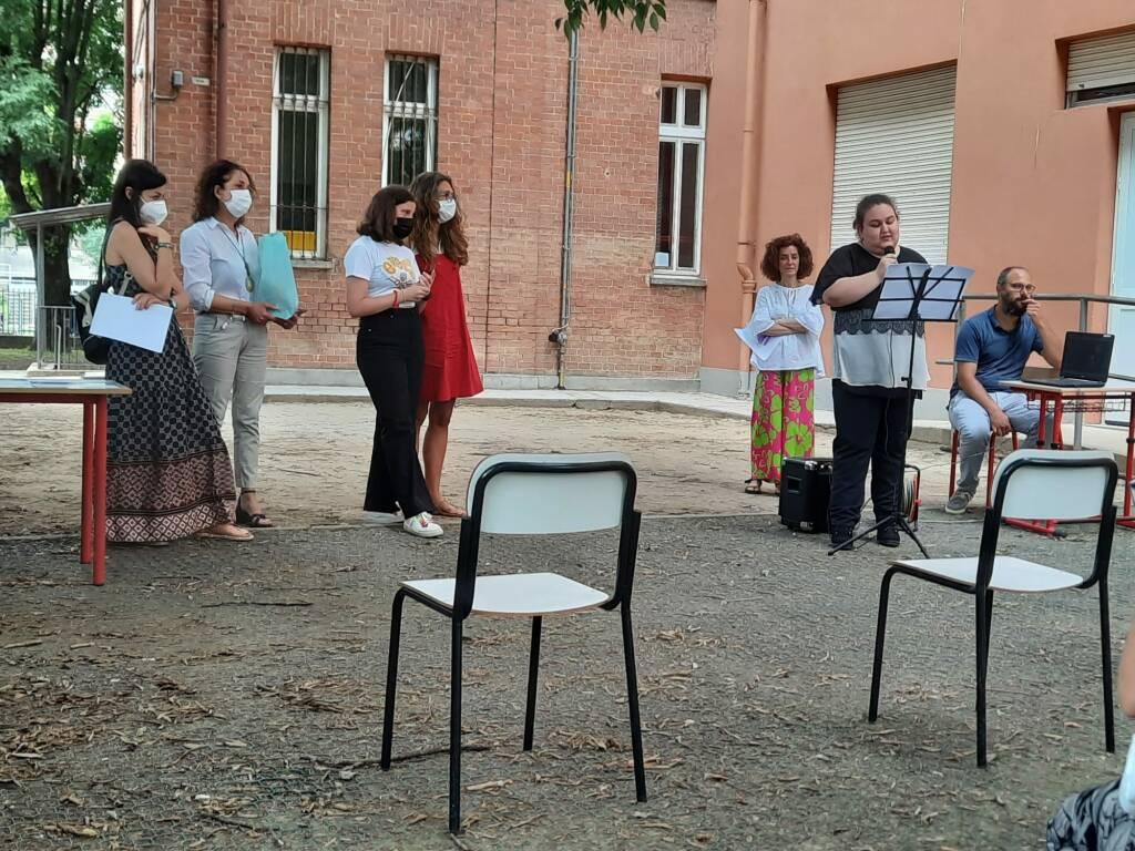 premiazioni concorso poesia scuola media parini