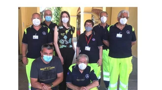 protezione civile villafranca