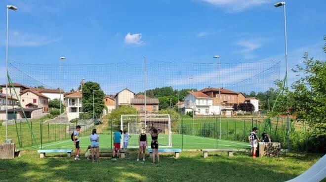 campo calcio valleandona