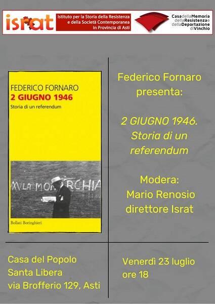 Federico Fornaro 2 giugno