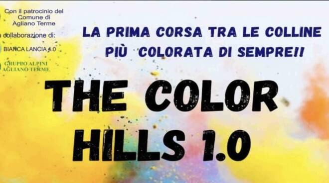 The Color Hills 1.0 Agliano Terme