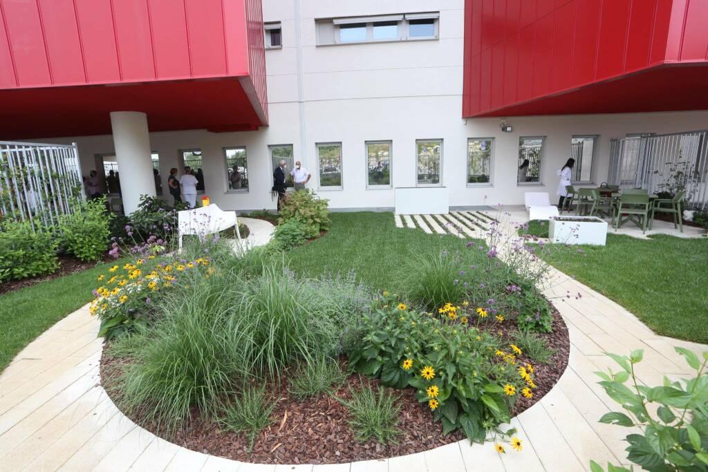 giardino terapeutico ospedale verduno