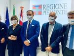 incontro cirio e presidenti emeriti regione piemonte