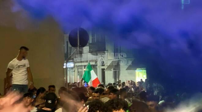 L'Italia è Campione d'Europa, anche ad Asti i festeggiamenti in piazza