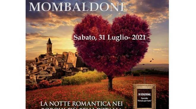 notte romantica mombaldone