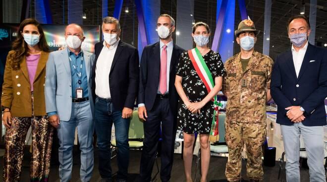Nuvola lavazza vaccini Piemonte