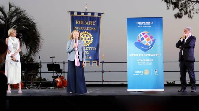Rotary concerto nervi