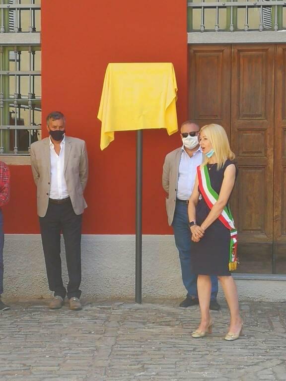 Santo Stefano Belbo - Intitolazione piazza Luigi Ciriotti